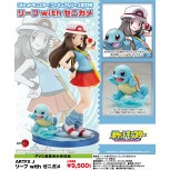 1/8 ARTFX  J GREEN WITH SQUIRTLE PVC
