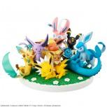 G.E.M EX Series - Pokemon Eevee Family