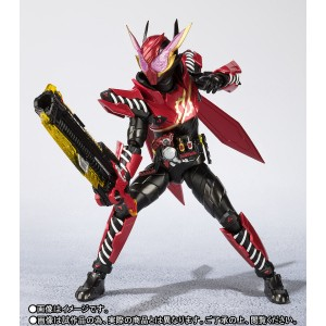 S.h Figuarts Kamen Rider Build Rabbit Rabbit Form(2nd Batch [FREE KCX Exclusive POSTER 附送KCX限定海报 ]