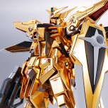 Metal Robot Damashii <Side MS>Akatsuki Gundam Oowashi unit