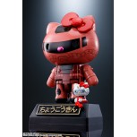 Chogokin Char Zaku II Hello Kitty  (JPN Ver.)