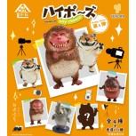 Animal Life Chubby Series - Hi Pause (6pcs/box)