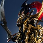 ART WORKS MONSTERS -Black Luster Soldier (30CM) [FREE KCX Exclusive POSTER 付送KCX限定海报 ]