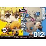 Chimi Mega Buddy Series! Demon Slayer: Kimetsu no Yaiba: Zenitsu Agatsuma & Inosuke Hashibira Set