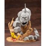 1/8 ARTFX J Pokemon - Onix VS. Pikachu PVC