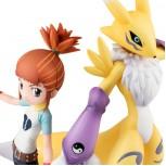 G.E.M. - Renamon & Makino Ruki (Digimon Tamers)[FREE KCX Exclusive POSTER 附送KCX限定海报 ]