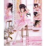 """Anmi Illustration """"Flamingo Ballet"""" Ponytail girl"""
