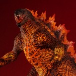 Ultimate Article Burning Godzilla 2019 [FREE KCX Exclusive Keychain 附送KCX限定钥匙扣 ]