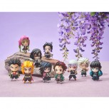 DEFORMATION FIGURE - Tanjirou & the HASHIRAs Mascot set A & B Box【with free gift】