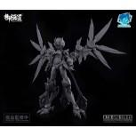 E-Model ATK GIRL 1/12 -  Phoenix Armor Girl (Model Kit)