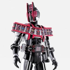 S.H.Figuarts (Shinkocchou Seihou) Kamen Rider Decade Complete Form  [FREE KCX Exclusive Keychain 附送KCX限定钥匙扣 ]