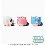 Sega - Re:Zero Cat Ears Palm Climb Set (3pcs/set)
