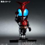 DefoReal Kamen Rider Kabuto [FREE KCX Exclusive Keychain 附送KCX限定钥匙扣 ]