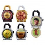 Complete Selection Modification Lockseed Charmant Set[FREE KCX Exclusive Keychain 附送KCX限定钥匙扣 ]