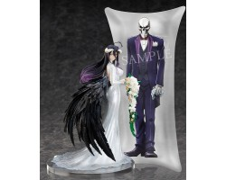 1/7 Albedo Wedding Dress Ver. (With Bonus)