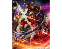 1/7 Megumin -Explosion ver- [FREE KCX Exclusive Keychain 附送KCX限定钥匙扣 ]