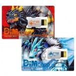 Dim Card Set Vol.1 Volcanic Beat & Blizzard Fang