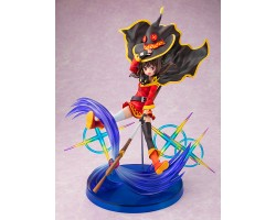1/7 CAworks Megumin: Anime Opening Edition [FREE KCX Exclusive Keychain 附送KCX限定钥匙扣 ]