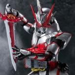 S.h Figuarts SHF Kamen Rider Saber Dragonic Knight [FREE KCX Exclusive Keychain 附送KCX限定钥匙扣 ]