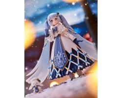 figma Snow Miku: Glowing Snow Ver. [FREE KCX Exclusive Keychain 附送KCX限定钥匙扣 ]