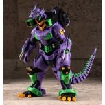 Aoshima - EVA GLOBAL Godzilla vs. Evangelion Type-3 Kiryu EVA Unit-01 Color Ver. Plastic Model