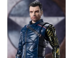 S.h Figuarts Bucky Barnes ( The Falcon and the Winter Soldier)