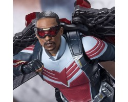 S.h Figuarts Falcon (The Falcon and the Winter Soldier)