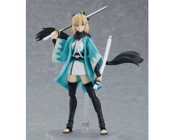 figma Saber/Okita Souji: Ascension ver. [FREE KCX Exclusive Keychain 附送KCX限定钥匙扣 ]