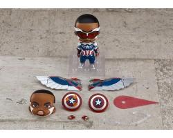 Nendoroid Captain America (Sam Wilson) DX Ver.