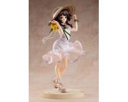 1/7 Megumin: Sunflower One-Piece Dress Ver. [FREE KCX Exclusive Keychain 附送KCX限定钥匙扣 ]