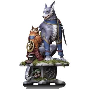 Capcom Figure Builder Creator's Model Palamute (Monster Hunter)