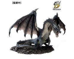 Capcom Figure Builder Creator's Model Fatalis (2nd Batch)