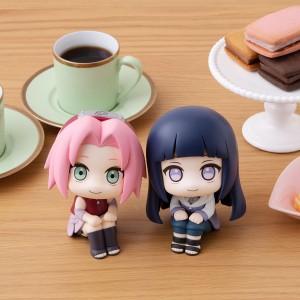 LOOK UP SERIES NARUTO Haruno Sakura & Hyuga Hinata (With Bonus)