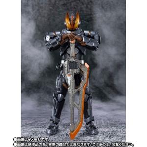 S.H.Figuarts SHF Kamen Rider Buster Genbu Shinwa - Japan Stock