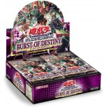 (Backorder) Yu-Gi-Oh! OCG Duel Monsters BURST OF DESTINY BOX (First Press Limited Edition) - Japan Stock