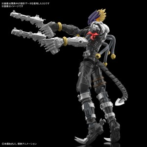 (LUCKY DRAW) Figure-rise Amplified Beelzebumon - 1st Batch